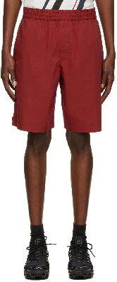 3.1 Phillip Lim Red Boxer Shorts