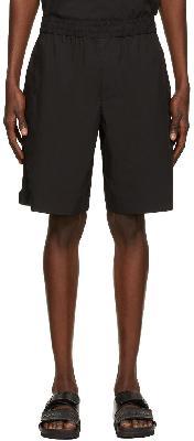 3.1 Phillip Lim Black Boxer Shorts