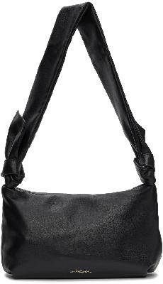 3.1 Phillip Lim Black Croissant Bag