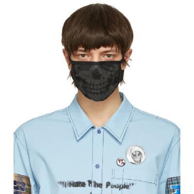 99% IS Black Skull Face Mask