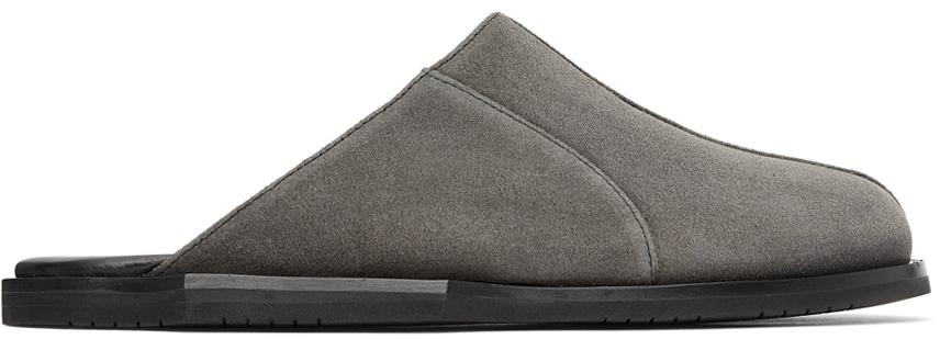 A-COLD-WALL* Grey Mies Slip-On Loafers