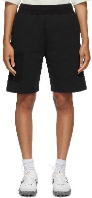 A-COLD-WALL* Black Heightfield Shorts