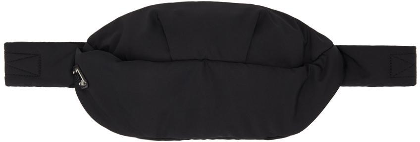 A-COLD-WALL* Black Rhombus Crossbody Pouch