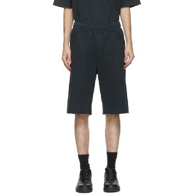 Acne Studios Black Logo Shorts