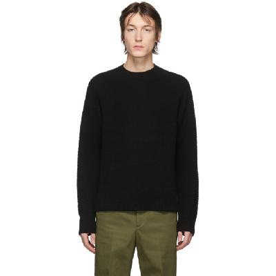 Acne Studios Black Peele Sweater