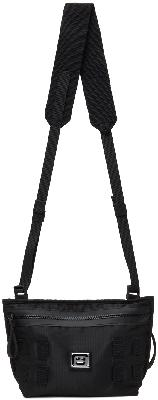 Acne Studios Black Logo Crossbody Bag