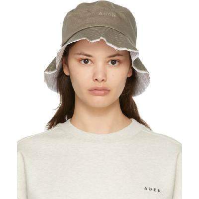 ADER error Khaki 04 Bucket Hat