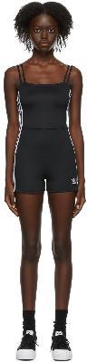 adidas Originals Black Adicolor Classics Jumpsuit