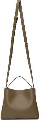 Aesther Ekme Taupe Mini Sac Bag