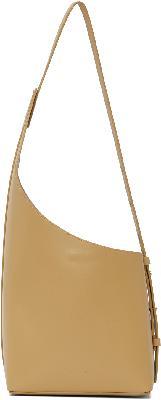 Aesther Ekme Yellow Demi Lune Bag
