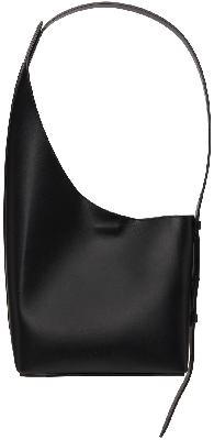 Aesther Ekme Black Demi Lune Shoulder Bag