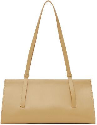 Aesther Ekme Yellow Baguette Bag