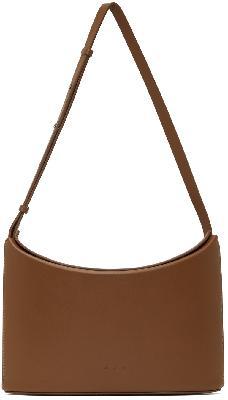Aesther Ekme Brown Sway Crossbody Bag