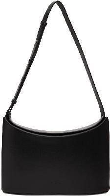 Aesther Ekme Black Sway Crossbody Bag