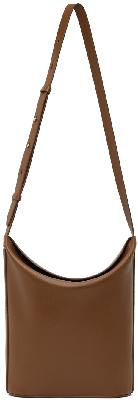 Aesther Ekme Brown Sway Bucket Bag