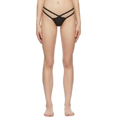 Agent Provocateur Black Full Joan Thong