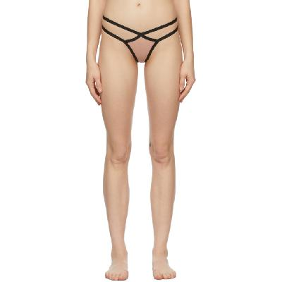 Agent Provocateur Pink Full Joan Thong