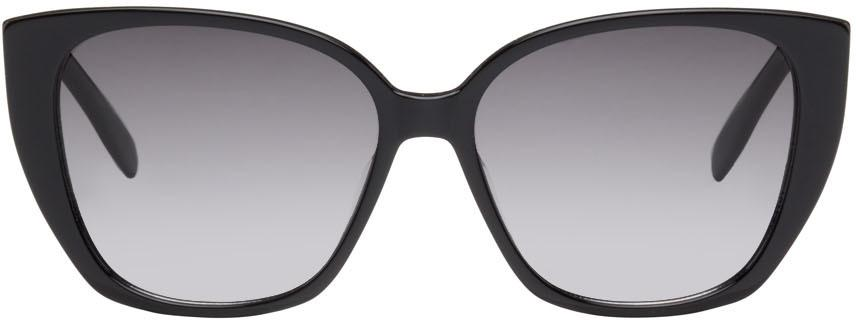 Alexander McQueen Acetate Cat-Eye Sunglasses