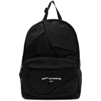 Alexander Wang Black Wangsport Backpack