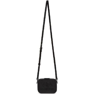 Balenciaga Black Mini Lunch Box Pouch