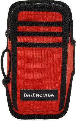 Balenciaga Explorer Arm Phone Holder Pouch