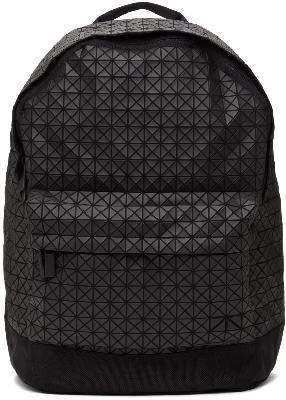 Bao Bao Issey Miyake Black Matte Daypack Backpack