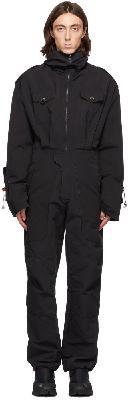 Boramy Viguier Black Safety Jumpsuit