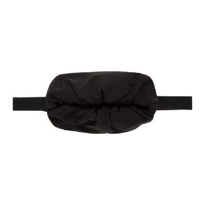 Bottega Veneta Black 'The Body' Pouch Bag