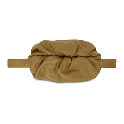 Bottega Veneta Yellow 'The Body' Pouch Bag
