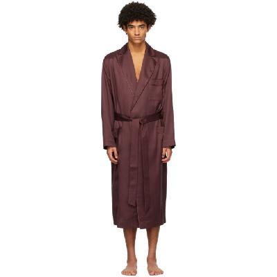 CDLP Burgundy Home Robe