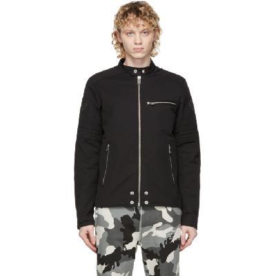 Diesel Black J-GLORY Jacket