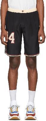 Dolce & Gabbana Black 'Take A Look' Shorts