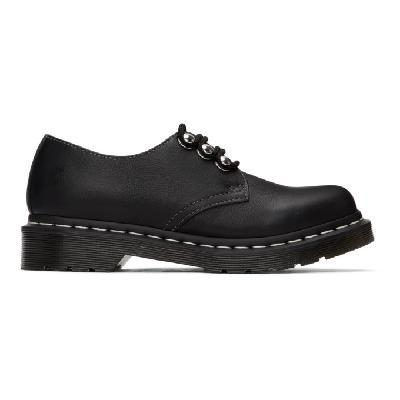 Dr. Martens Black 1461 HDW Oxfords
