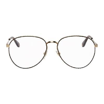 Givenchy Gold GV 0071 Glasses