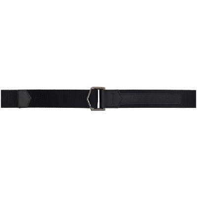 Givenchy Black Logo Webbing Belt