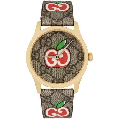 Gucci Gold Chinese Valentine's Day G-Timeless Watch