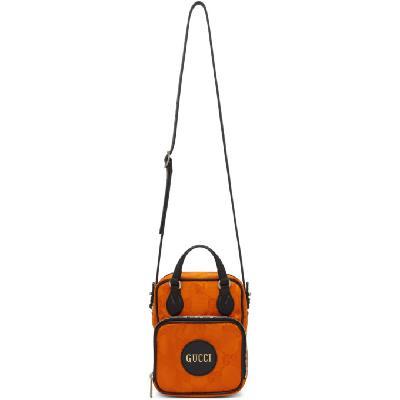 Gucci Orange Small Off The Grid Messenger Bag