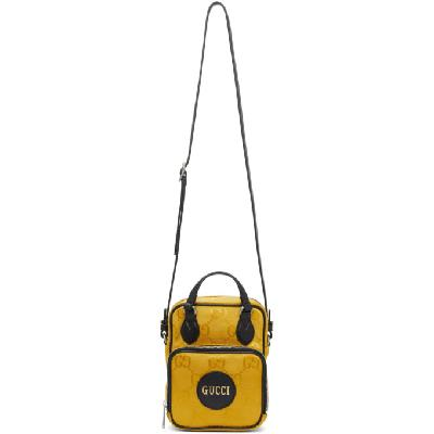 Gucci Yellow Small Off The Grid Messenger Bag
