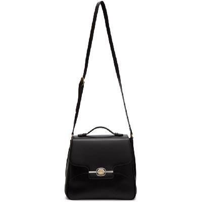 Gucci Black Side Messenger Bag