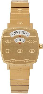 Gucci Gold 27 mm Grip Watch