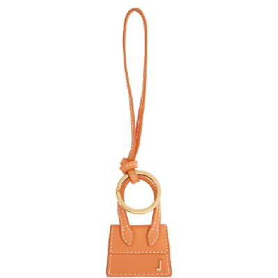 Jacquemus Orange 'Le Porte Clés Chiquito' Keychain