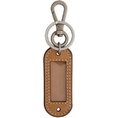 Jacquemus Brown 'Le Porte Clés Jacquemus' Keychain
