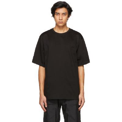 Juun.J Black 'SeoulSoul' T-Shirt