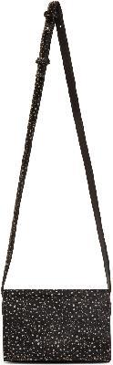 Lemaire Brown Speckled Mini Satchel Bag