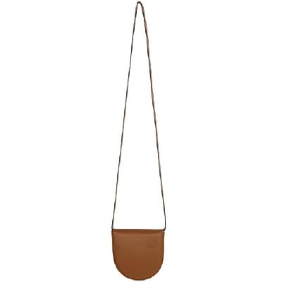 Loewe Tan Small Heel Bag