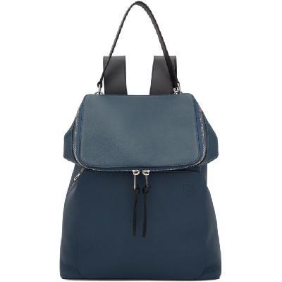 Loewe Navy Goya Backpack