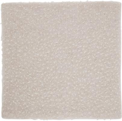 Maison Margiela Off-White Wool Gauge 5 Casentino Scarf