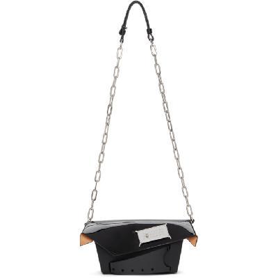 Maison Margiela Black Small Snatched Bag