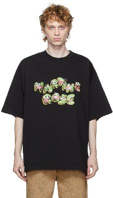 Martine Rose Graphic Logo T-Shirt