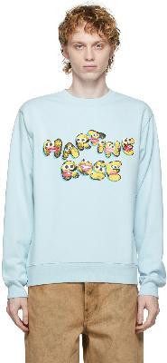 Martine Rose Graphic Logo Sweatshirt